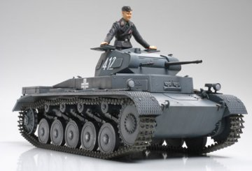 German Panzerkampfwagen II Ausf.A/B/C (Sd.Kfz.121) · TA 35292 ·  Tamiya · 1:35