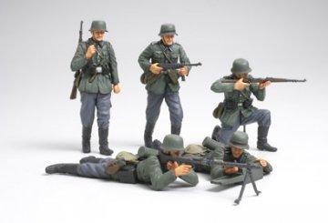 German Infantry Set (French Campaign) · TA 35293 ·  Tamiya · 1:35