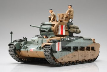 WWII Brit. Pz. Matilda Mk.III/IV · TA 35300 ·  Tamiya · 1:35