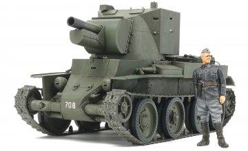 WWII BT-42 Sturmgeschütz Fin. Armee · TA 35318 ·  Tamiya · 1:35