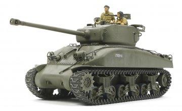 Israel. Panzer M1 Super Sherman · TA 35322 ·  Tamiya · 1:35