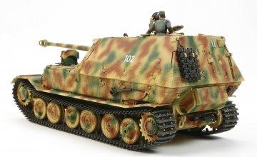 Dt. schwerer Kampfpanzer Elefant · TA 35325 ·  Tamiya · 1:35