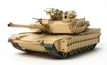 U.S. M1A2 SEP Abrams TUSK II · TA 35326 ·  Tamiya · 1:35