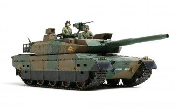 Japanischer Panzer JGSDF Type 10 · TA 35329 ·  Tamiya · 1:35