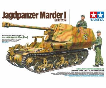 Sd.Kfz.135 Marder I Jagdpanzer · TA 35370 ·  Tamiya · 1:35