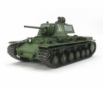 Russischer Panzer KV-1 1941 · TA 35372 ·  Tamiya · 1:35