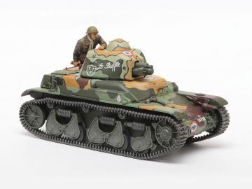 Französischer Panzer R35 · TA 35373 ·  Tamiya · 1:35