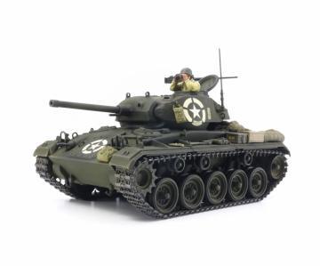 US M24 Chaffee Leichter Panzer · TA 37020 ·  Tamiya · 1:35