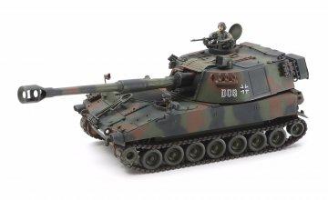 Bundeswehr M109A3G Haubitze · TA 37022 ·  Tamiya · 1:35