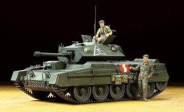 Brit. Cusader Mk.III Med. Tank · TA 37025 ·  Tamiya · 1:35