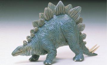 Dino. Stegosaurus Stenops · TA 60202 ·  Tamiya · 1:35