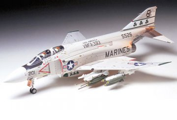F-4J PHANTOM II MARINES · TA 60308 ·  Tamiya · 1:32