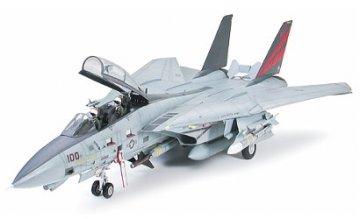 Grumman F-14A Tomcat Black Knights · TA 60313 ·  Tamiya · 1:32