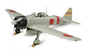 Mitsubishi A6M2b Zero Fighter Model 21 · TA 60317 ·  Tamiya · 1:32