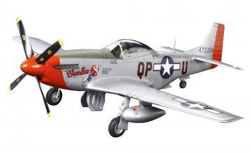 WWII North American P-51D Mustang · TA 60322 ·  Tamiya · 1:32