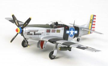 P-51D / K Mustang Pacific · TA 60323 ·  Tamiya · 1:32