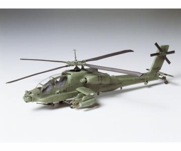 Hughes AH-64 Apache · TA 60707 ·  Tamiya · 1:72