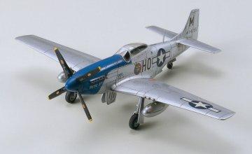 P-51D Mustang North American · TA 60749 ·  Tamiya · 1:72