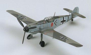 Messerschmitt Bf 109 E-3 · TA 60750 ·  Tamiya · 1:72