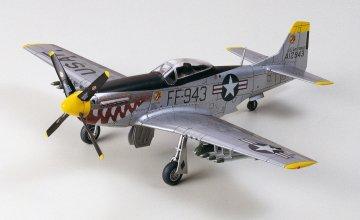 F-51D Mustang North American · TA 60754 ·  Tamiya · 1:72