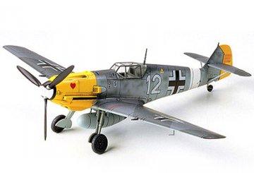 Messerschmitt BF 109 E-4/E-7 · TA 60755 ·  Tamiya · 1:72