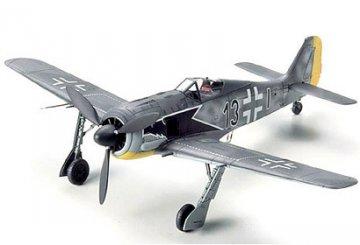 Focke Wulf Fw 190 A-3 · TA 60766 ·  Tamiya · 1:72