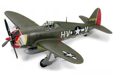 P-47D Thunderbolt Razorback · TA 60769 ·  Tamiya · 1:72