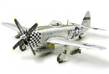 P-47D Thunderbolt Bubbletop · TA 60770 ·  Tamiya · 1:72