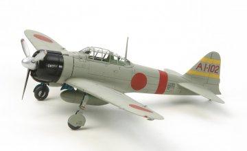 Mitsubishi A6M2b Zero (Zecke) · TA 60780 ·  Tamiya · 1:72