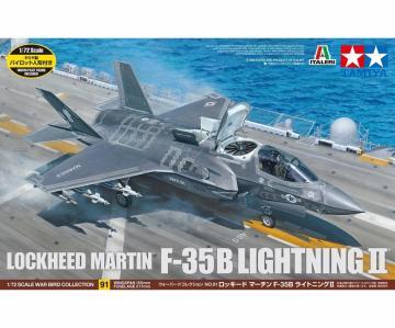 F-35B Lightning II · TA 60791 ·  Tamiya · 1:72