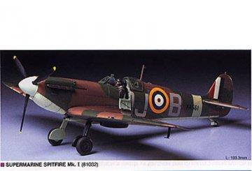 Supermarine Spitfire Mk.I · TA 61032 ·  Tamiya · 1:48