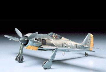 Focke-Wulf Fw 190 A-3 · TA 61037 ·  Tamiya · 1:48