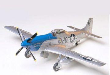 North American P-51D Mustang, 8th A.F. · TA 61040 ·  Tamiya · 1:48