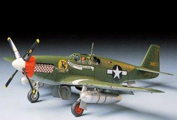 NORTH AMERICAN P-51B MUSTAN · TA 61042 ·  Tamiya · 1:48