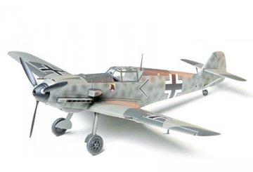 Messerschmitt Bf 109 E-3 · TA 61050 ·  Tamiya · 1:48