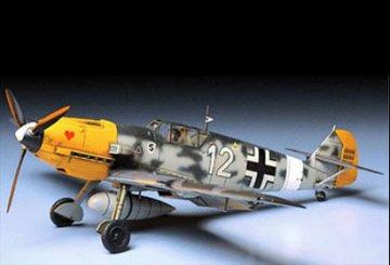 Messerschmitt Bf 109 E-4/E-7 Trop · TA 61063 ·  Tamiya · 1:48