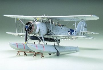 Fairey Swordfish Mk.I · TA 61071 ·  Tamiya · 1:48