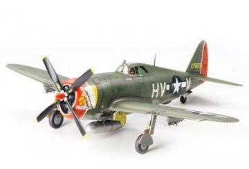 P-47D Thunderbolt-Razorback · TA 61086 ·  Tamiya · 1:48