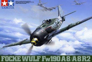 Focke-Wulf Fw 190 A-8/R-2 · TA 61095 ·  Tamiya · 1:48