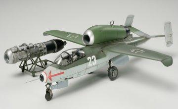 Heinkel He 162 A-2 Salamander · TA 61097 ·  Tamiya · 1:48