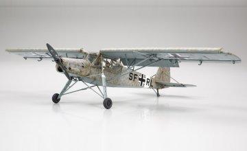 Fieseler Fi-156C Storch · TA 61100 ·  Tamiya · 1:48