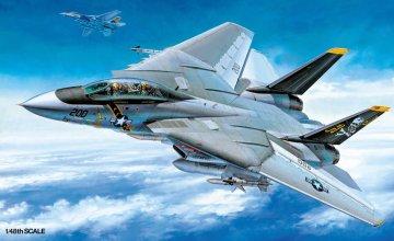 Grumman F-14A Tomcat · TA 61114 ·  Tamiya · 1:48