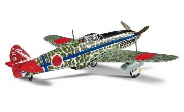 Jap. Ki-61-Id Hien (Tony) · TA 61115 ·  Tamiya · 1:48