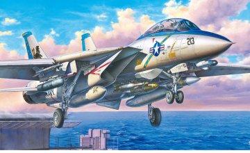 Grumman F-14D Tomcat · TA 61118 ·  Tamiya · 1:48