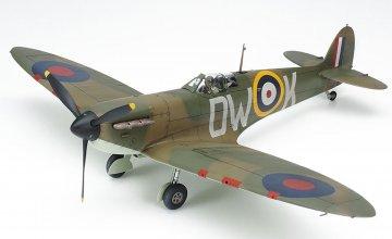 Brit. Supermarine Spitfire Mk.I · TA 61119 ·  Tamiya · 1:48