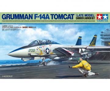 Grumman F-14A - Trägerstart · TA 61122 ·  Tamiya · 1:48