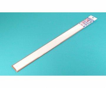 Vierkantprofil 5x5mm (6) 400mm weiß - Kunststoff · TA 70131 ·  Tamiya