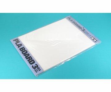 Kunststoff-Platte 3,0mm (1) weiß 257x364mm · TA 70147 ·  Tamiya