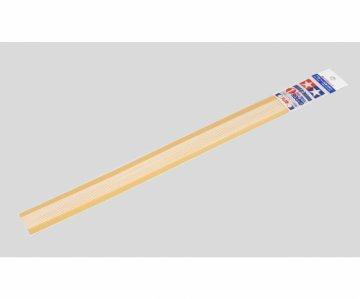 Rundprofil 1mm (10) 400 mm weiß - Kunststoff · TA 70174 ·  Tamiya