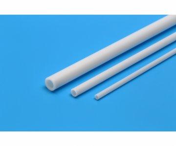 Rohrprofil 5mm (5) 400mm weiß - Kunststoff · TA 70220 ·  Tamiya